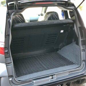 Aixam City GTO acier mat gris mat abbvsp intérieur coffre