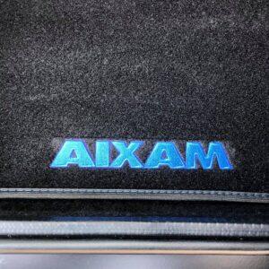 Aixam City GTO acier mat gris mat abbvsp détails tapis