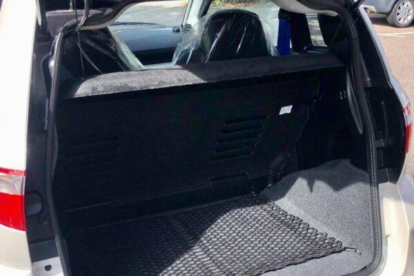 Aixam City GTO blanc intérieur coffre abbvsp